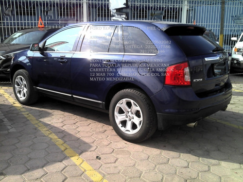 ford edge 2012 limited v6 3.5 lts eng $ 49,000