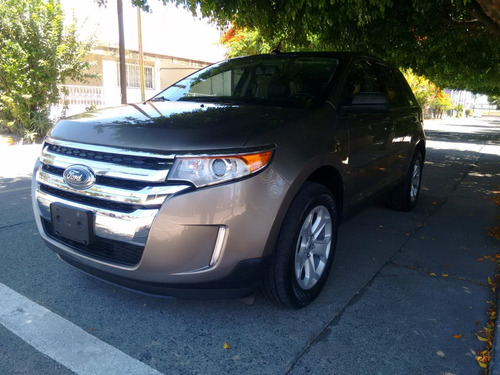 ford edge 2013 3.5 limited v6 piel sunroof at
