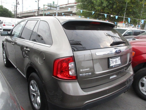 ford edge 2013 3.5 v6 limited piel at