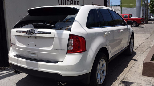 ford edge 2013 limited 1 dueño factura original