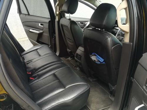 ford edge 2014, motor 3.5, 5 puertas color negro