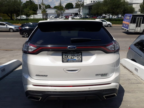 ford edge 2.7 sport at 2016