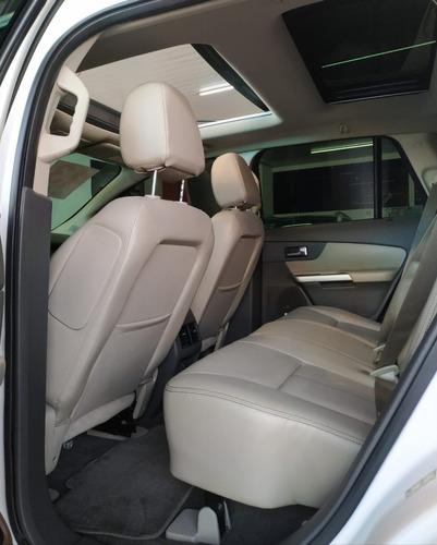 ford edge 3.5 awd limited teto+roda20+multimídia