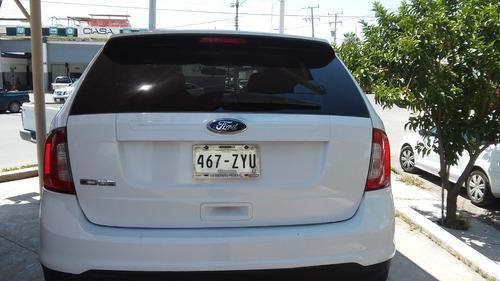 ford edge 3.5 edge se fwd v6 at  2014 blanca