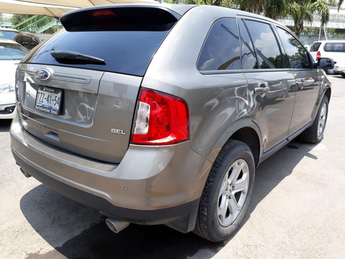 ford edge 3.5 ford edge sel v6 at