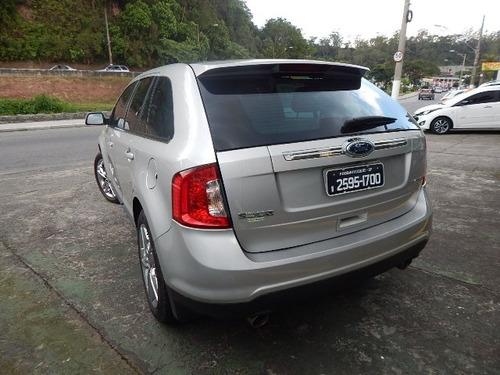 ford edge 3.5 limited awd 5p blindada!