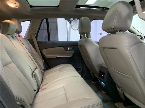ford edge 3.5 limited awd v6 2013/2013 (1 ano de garantia)