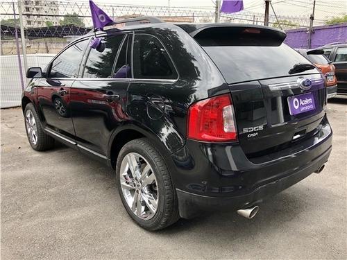 ford edge 3.5 limited awd v6 24v gasolina 4p automático