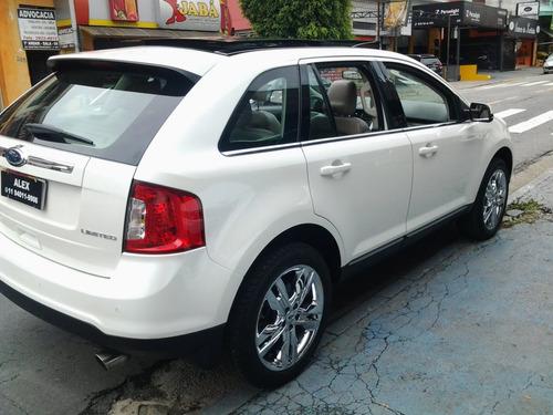 ford edge 3.5 limited fwd v6 24v gasolina 4p automático