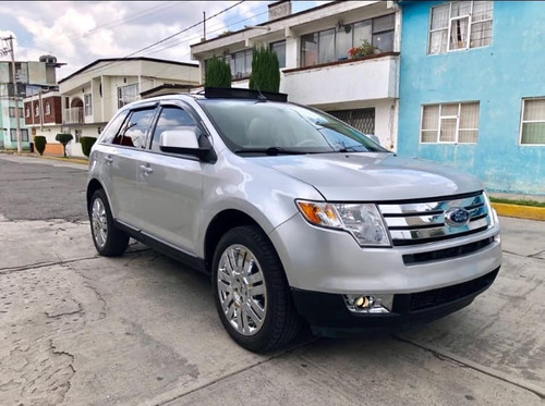 ford edge 3.5 limited v6 piel dvd at 2010
