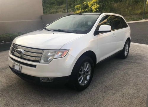 ford edge 3.5 limited v6 piel dvd at