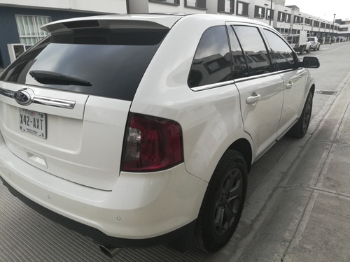 ford edge 3.5 limited v6 piel qc at 2011