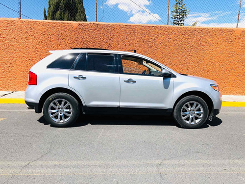 ford edge 3.5 limited v6 piel qc at