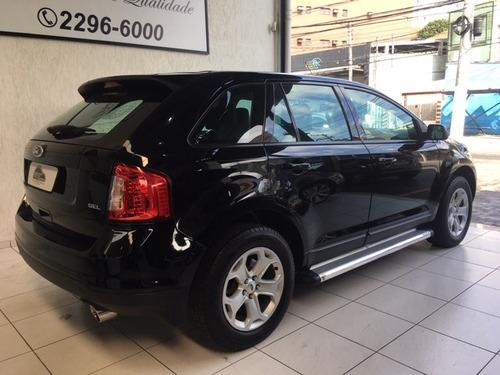 ford edge 3.5 sel 2wd v6 24v gasolina 4p automático 2012