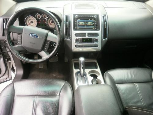 ford edge 3.5 sel awd 5p  blindado - 2009