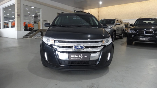 ford edge 3.5 sel awd 5p - blindado nível 3 a