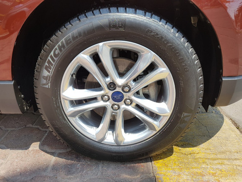 ford edge 3.5 sel plus qcp gps piel bt at 2016
