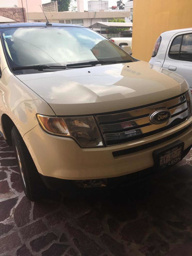 ford edge 3.5 sel plus v6 piel dvd at 2007