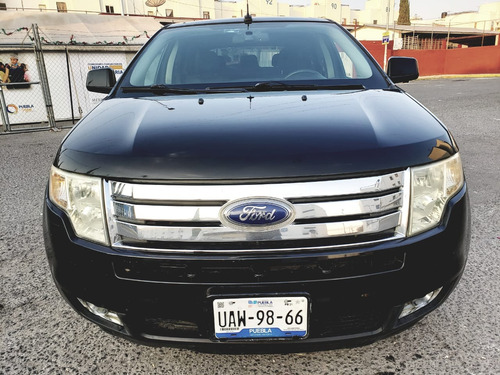 ford edge 3.5 sel plus v6 piel qc at 2007