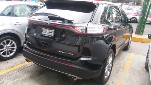ford edge 3.5 titanium 2015... la mejor en su categoría!!!!