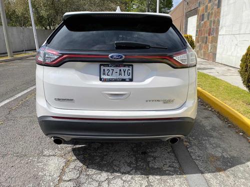 ford edge 3.5 titanium at 2017