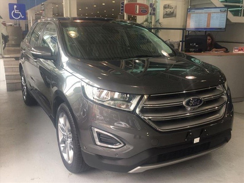 ford edge 3.5 titanium awd 5p completo top 0km2018