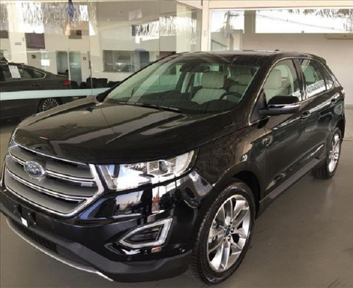 ford edge 3.5 titanium awd 5p completo top 0km2018