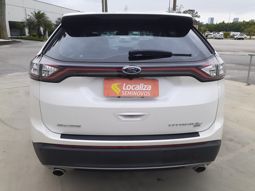 ford edge 3.5 v6 24v gasolina titanium awd automático