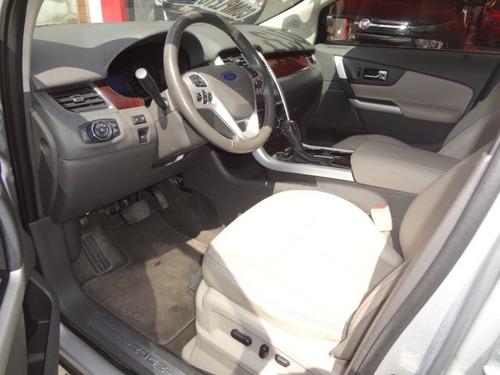 ford edge 3.5 v6 gasolina limited awd automático 2013
