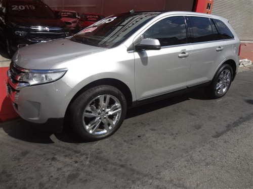 ford edge 3.5 v6 gasolina limited awd automático/2013