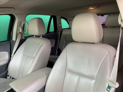 ford edge 3.5 v6 limited automática - blindada