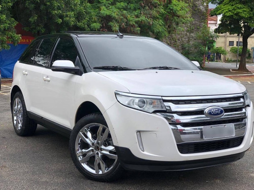 ford edge 3.5  v6 limited awd 5p teto solar