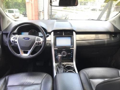 ford edge  3.5 v6 sel fwd (aut) gasolina automático