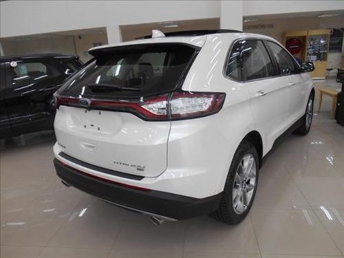 ford edge 3.5 v6 titanium 4wd (aut) top de linha 0km2018
