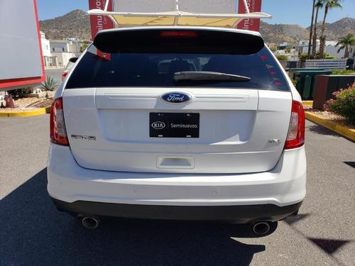 ford edge 5p sel aut