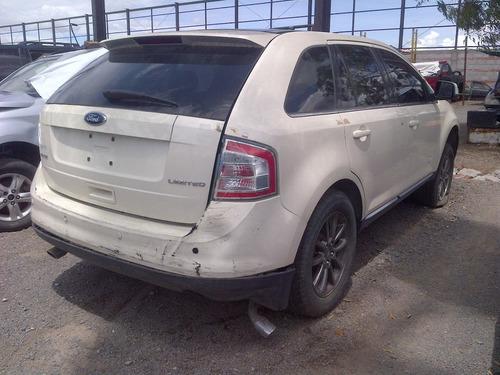 ford edge en partes