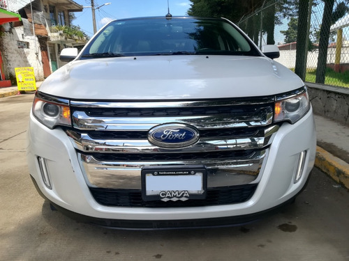 ford edge limit 2013