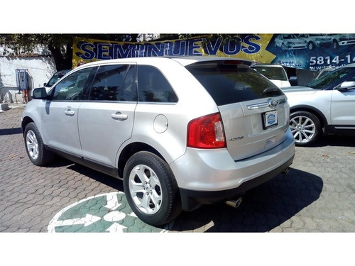 ford edge limited 2011 seminuevos