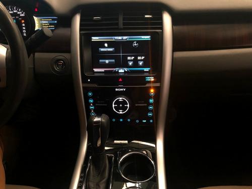 ford edge limited 2013 - blindado
