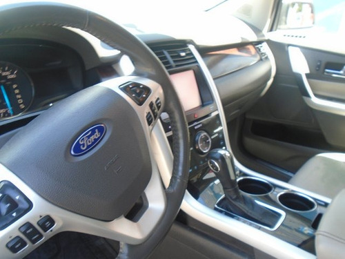 ford edge limited 2013 seminuevos