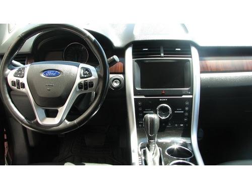 ford edge limited 2013 seminuevos