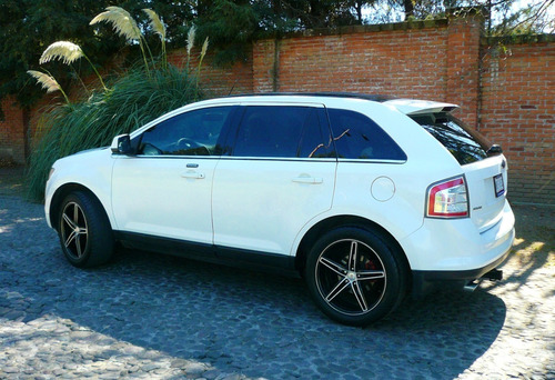 ford edge limited, 2017 impecable