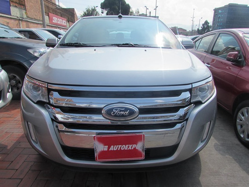 ford edge limited 3.5 secuencial sun roof