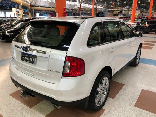 ford edge limited 3.5 v6 2012 * top de linha + teto solar