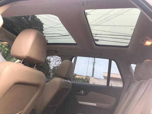 ford edge limited 3.5 v6 24v awd aut 2012 teto solar pano