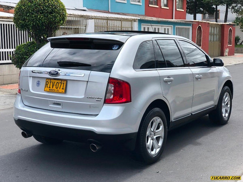 ford edge limited 3500cc tp aa ab abs tc