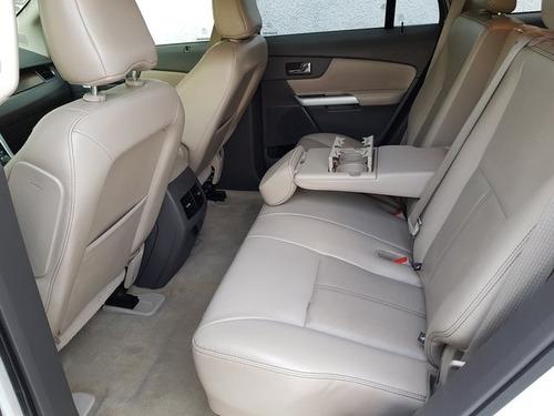 ford edge limited 3.5l v6 piel sunroof 2011 seminuevos