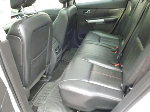 ford edge limited 3.5l v6 piel sunroof 2013 seminuevos