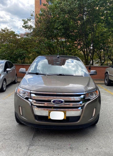 ford edge limited 4x4 automatica