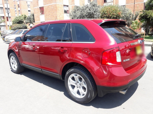ford edge limited 4x4 tp full